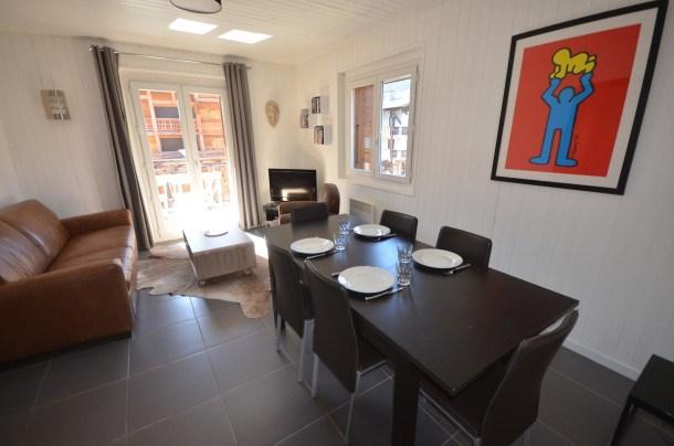 Location vacances Les Gets -  Appartement - 6 personnes - Télévision - Photo N° 1
