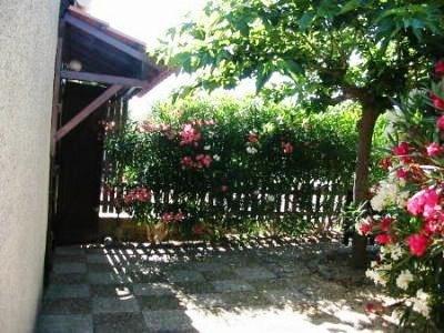 Location vacances Fleury -  Maison - 4 personnes - Télévision - Photo N° 1