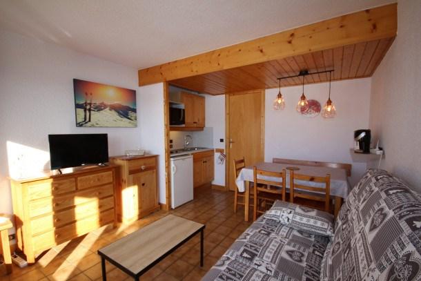 Location vacances Hauteluce -  Appartement - 4 personnes - Télévision - Photo N° 1