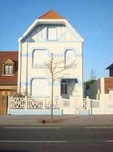 Villa pour 8 pers. avec internet, Berck