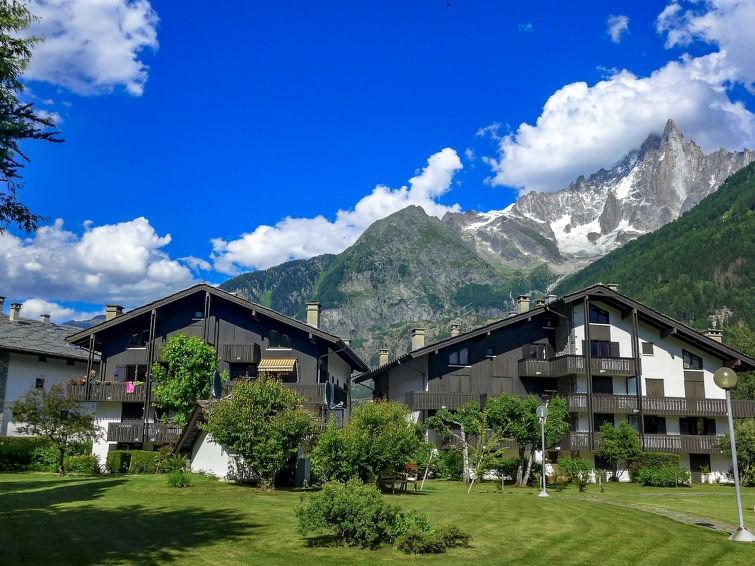 Appartement pour 1 personnes à Chamonix - Les Praz