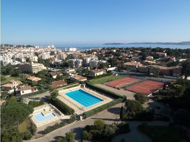 Affitti per le vacanze Sainte-Maxime - Appartamento - 4 persone - Campo da tennis - Foto N° 1