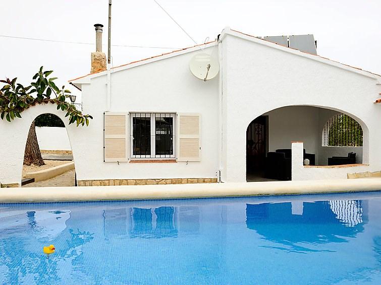 Maison pour 3 personnes à Moraira