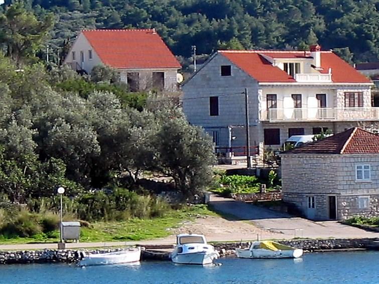 Maison pour 4 personnes à Korčula/Lumbarda