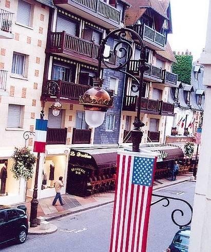 Appartement 4 pièces à Deauville