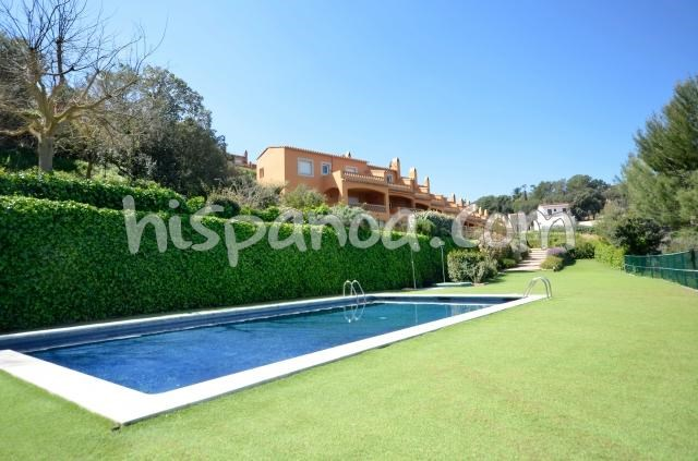 Location vacances Begur -  Maison - 6 personnes - Salon de jardin - Photo N° 1
