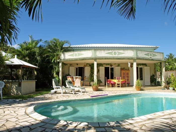Villa pour 6 pers. avec piscine privée, La Possession