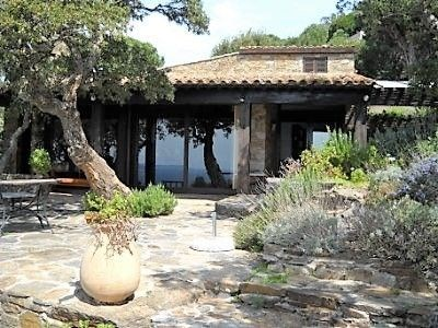 Location vacances Rayol-Canadel-sur-Mer -  Maison - 6 personnes - Barbecue - Photo N° 1