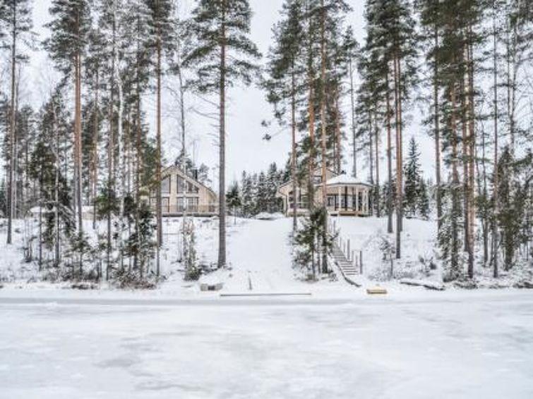 Studio pour 5 personnes à Jämsä