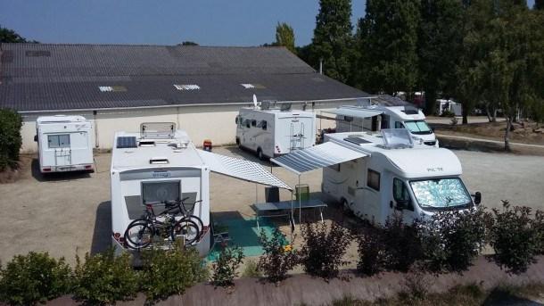 Camping Le Diben - Cottage Pacific + terrasse
