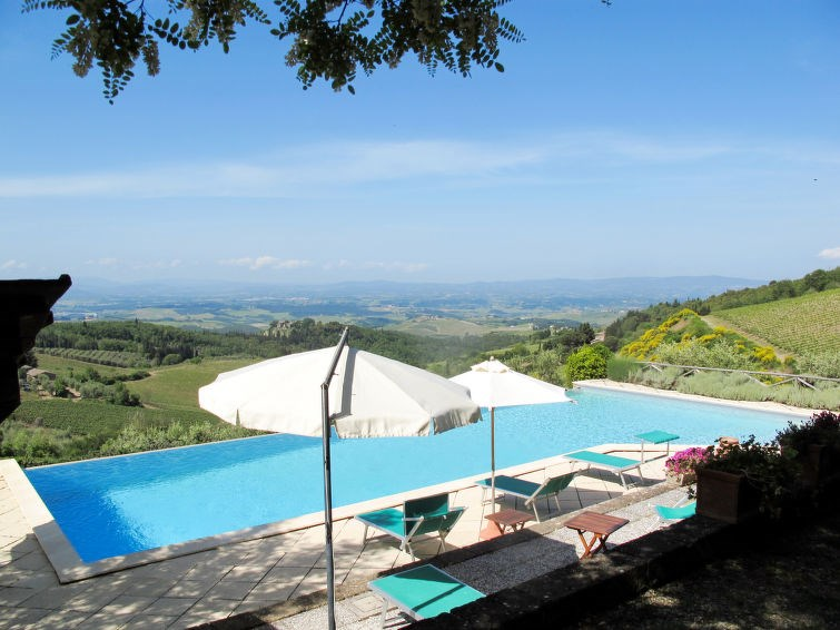 Location vacances Castellina in Chianti -  Appartement - 2 personnes -  - Photo N° 1