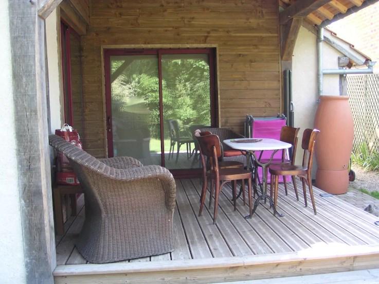 Location vacances La Ferté-Beauharnais -  Gite - 4 personnes - Barbecue - Photo N° 1