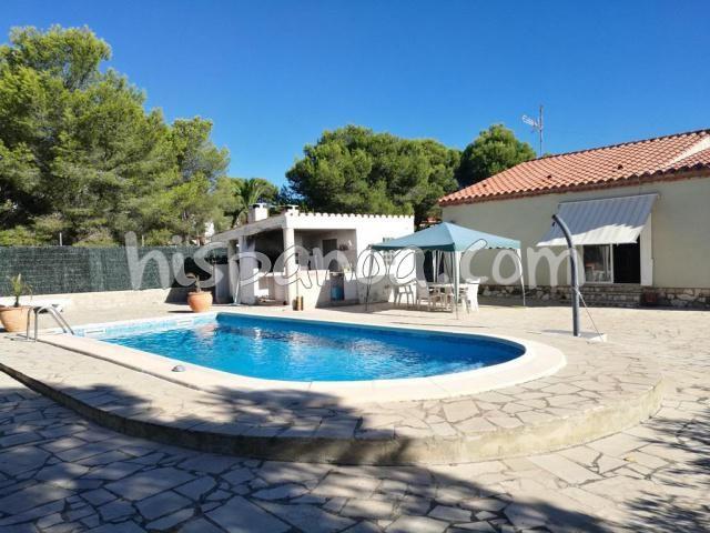 location Costa Dorada, villa avec grande piscine 8pers |casal
