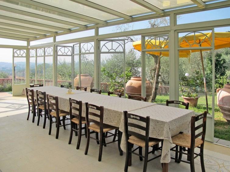 Appartement pour 2 personnes à Montecatini Terme