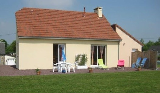 Lodging 3 * sem June with 200€/Juil with 400€ - Vindefontaine