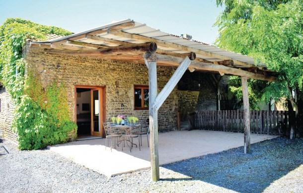 Location vacances Tasque -  Maison - 4 personnes - Barbecue - Photo N° 1