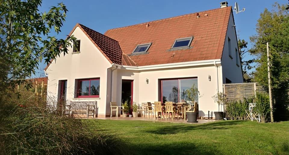 Location vacances Audembert -  Maison - 8 personnes - Barbecue - Photo N° 1