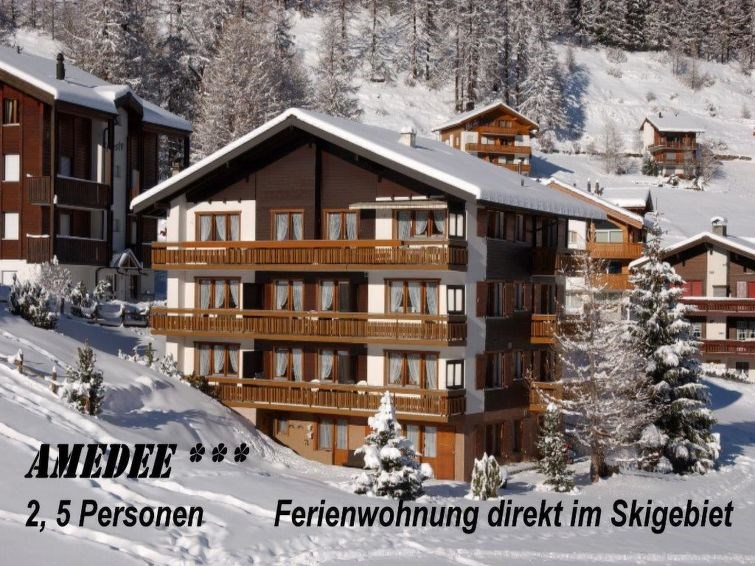 Location vacances Saas-Fee -  Appartement - 5 personnes -  - Photo N° 1