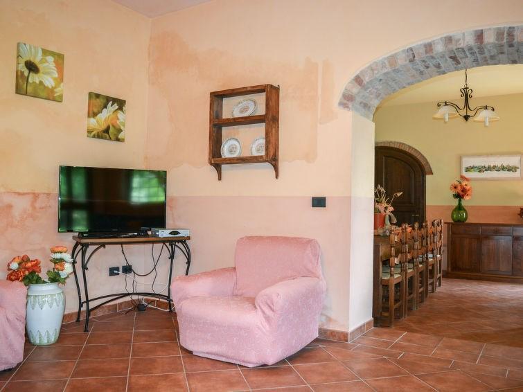 Maison pour 7 personnes à Gambassi Terme