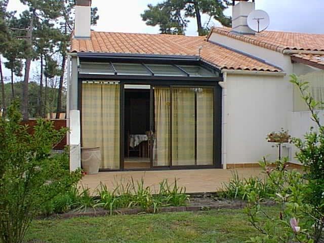 A Ronce les Bains, agréable Villa mitoyenne d'environ 48.5m² confortable, jardin clos privé