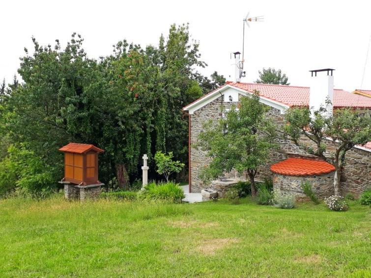 Maison pour 4 personnes à Perbes/Rías Altas