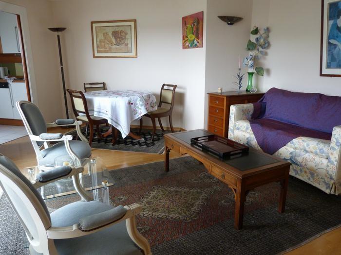 Appartement pour 2 pers. avec internet, Vannes