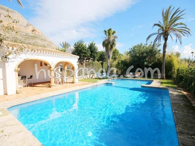 Holiday rentals Jávea/Xàbia - House - 14 persons - BBQ - Photo N° 1