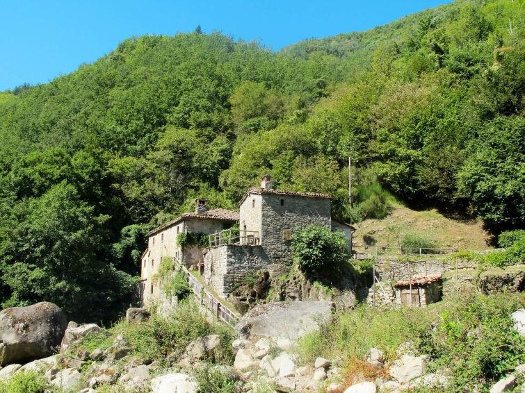 Studio pour 7 personnes à Castelnuovo di Garfagnana
