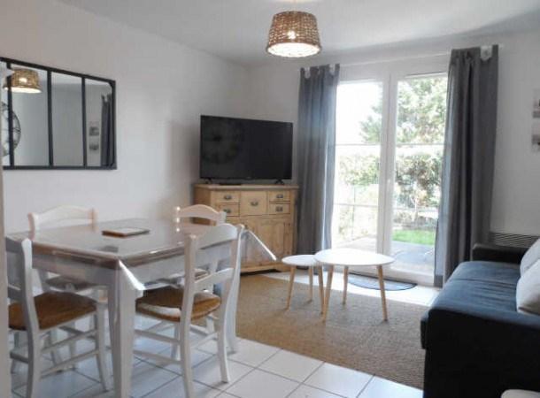 Location vacances Dives-sur-Mer -  Appartement - 4 personnes - Jardin - Photo N° 1
