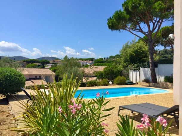Location vacances Roquebrune-sur-Argens -  Appartement - 6 personnes - Barbecue - Photo N° 1