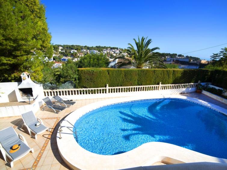 Location vacances Benissa -  Maison - 10 personnes -  - Photo N° 1