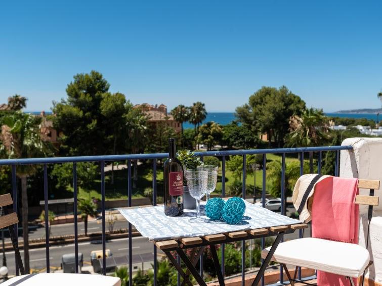 Location vacances Estepona -  Appartement - 4 personnes -  - Photo N° 1