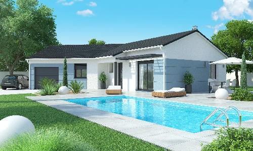 Maison  5 pièces + Terrain 1030 m² Labarthe-sur-Lèze par ESQUISS 31