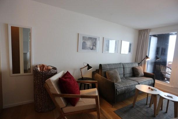 Névés appartement rénové Val Thorens 3 Vallées