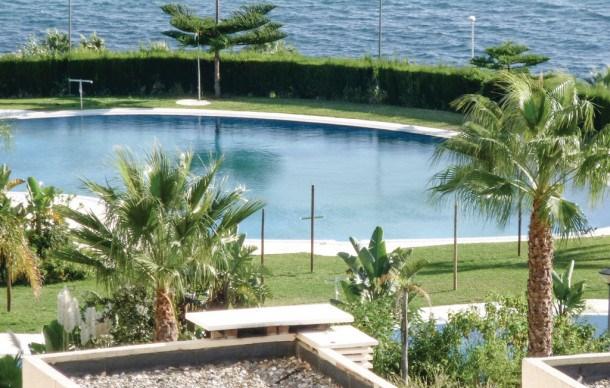 Location vacances Benalmádena -  Appartement - 4 personnes - Télévision - Photo N° 1