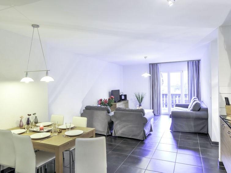 Appartement pour 3 personnes à Moléson-sur-Gruyères