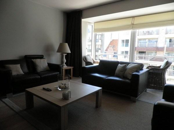 Appartement Lippenslaan Knokke, à 200 m. de la plage