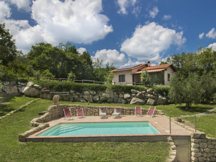 Location vacances Roccastrada -  Maison - 6 personnes -  - Photo N° 1