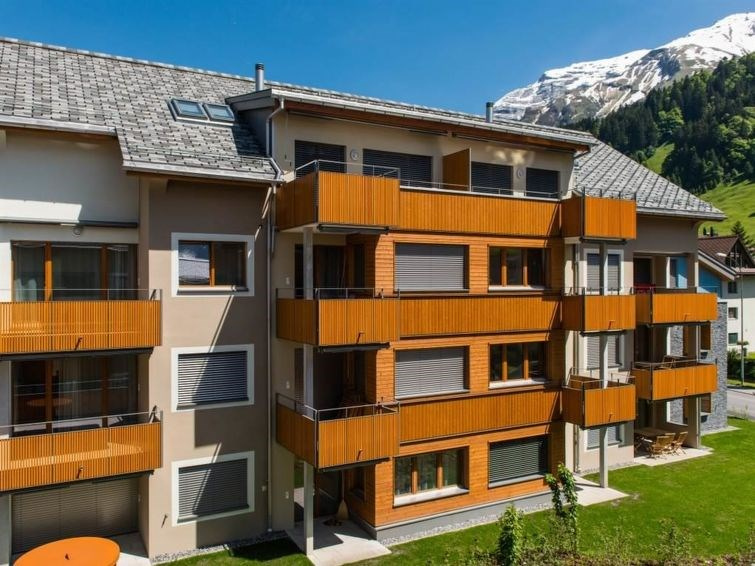 Location vacances Engelberg -  Appartement - 6 personnes -  - Photo N° 1