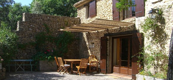 Holiday rentals Oppède - House - 8 persons - BBQ - Photo N° 1