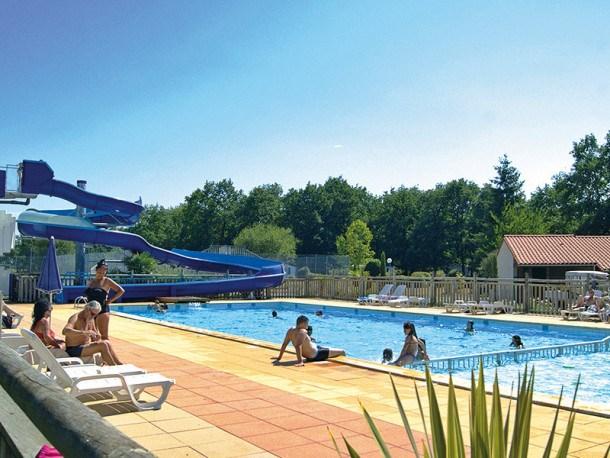 Location vacances La Boissière-de-Montaigu -  Maison - 5 personnes - Salon de jardin - Photo N° 1