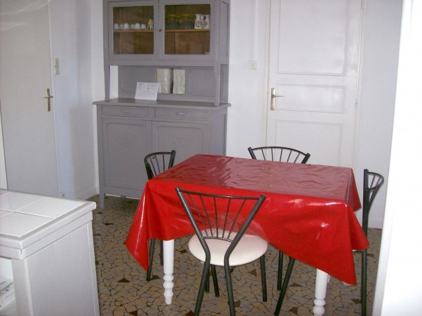 Location vacances Bourbon-Lancy -  Maison - 8 personnes - Télévision - Photo N° 1
