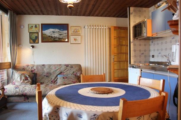 Location vacances Les Belleville -  Appartement - 2 personnes - Télévision - Photo N° 1