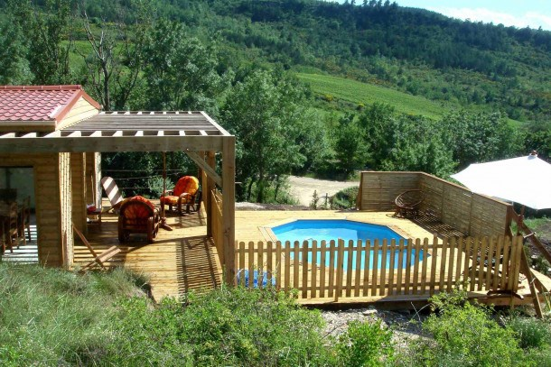 Location vacances Roquetaillade -  Maison - 4 personnes - Barbecue - Photo N° 1