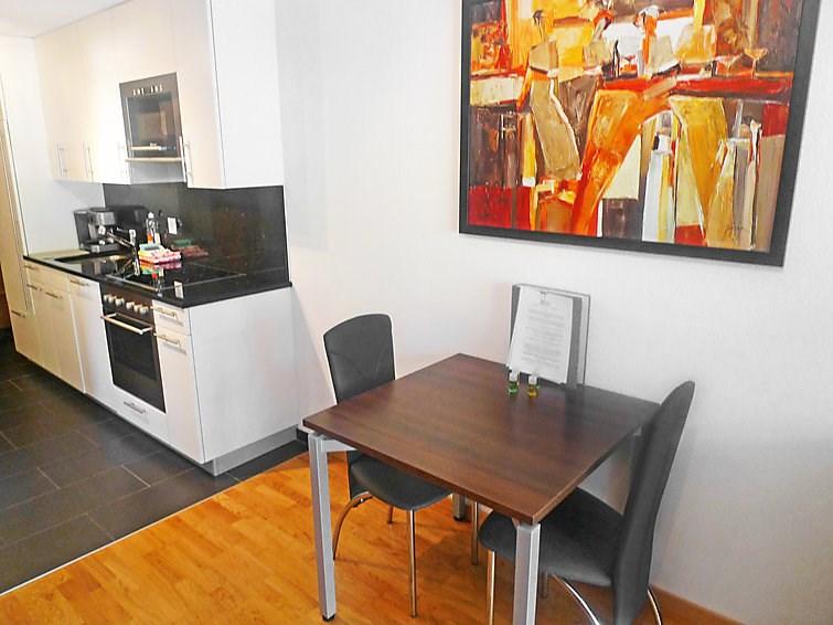 Appartement pour 1 personnes à Loèche-les-Bains