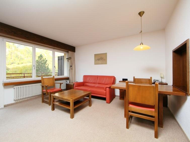 Location vacances Loèche-les-Bains -  Appartement - 2 personnes -  - Photo N° 1