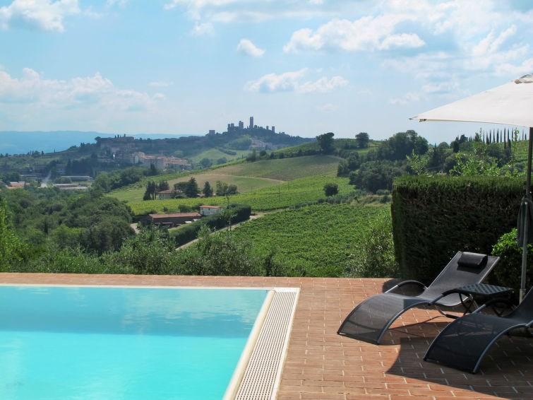 Location vacances San Gimignano -  Maison - 4 personnes -  - Photo N° 1