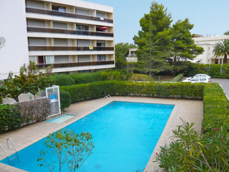 Holiday rentals Canet-en-Roussillon - Apartment - 4 persons - Garden furniture - Photo N° 1