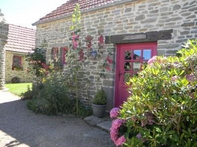 Gîte: La Maisonnette - Néville-sur-Mer