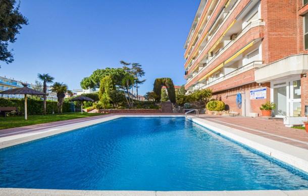Location vacances Lloret de Mar -  Appartement - 4 personnes - Congélateur - Photo N° 1